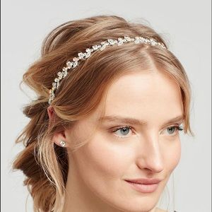 DAVIDS BRIDAL Solitaire Stretch Headband